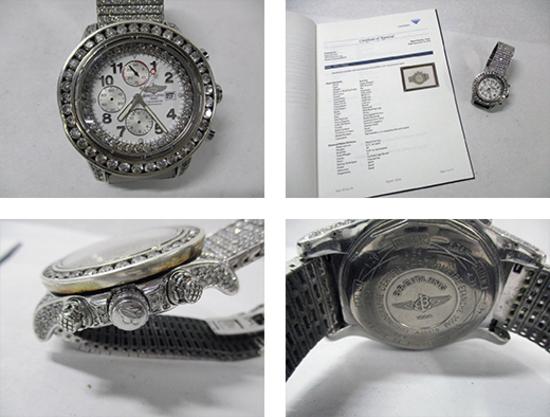 Breitling Watch Auction - Phoenix, AZ