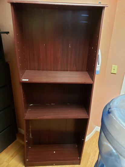 Adjustable Wood Shelves