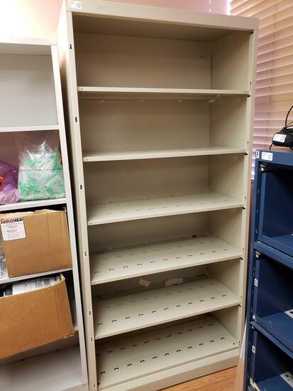 Adjustable Metal Shelves