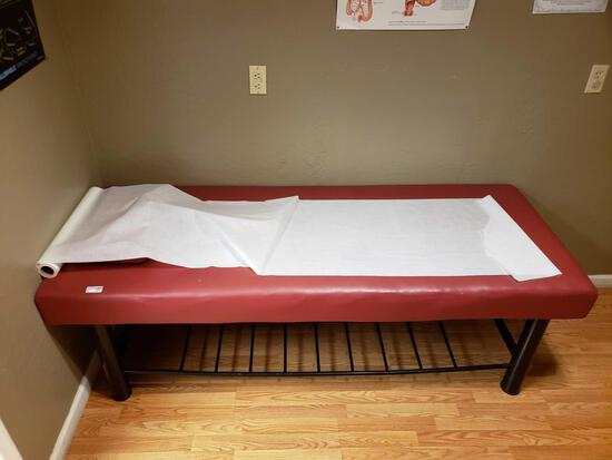Medical Cushioned Exam Table
