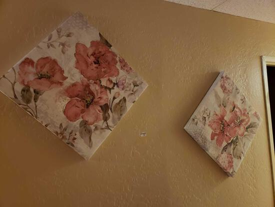 Floral Wall Prints