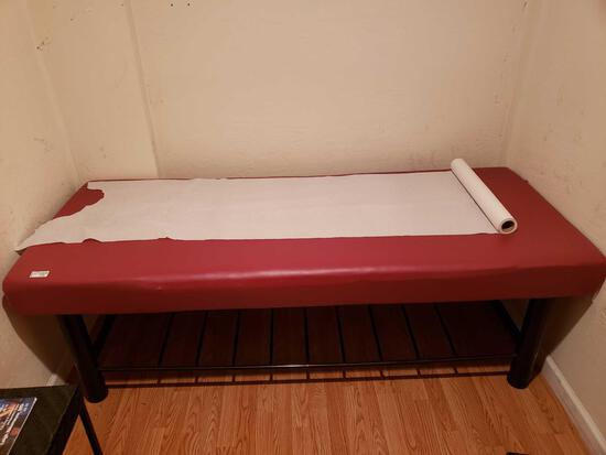 Medical Grade Cushioned Exam Table