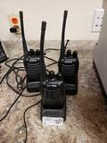 Baofeng Radios and Chargers