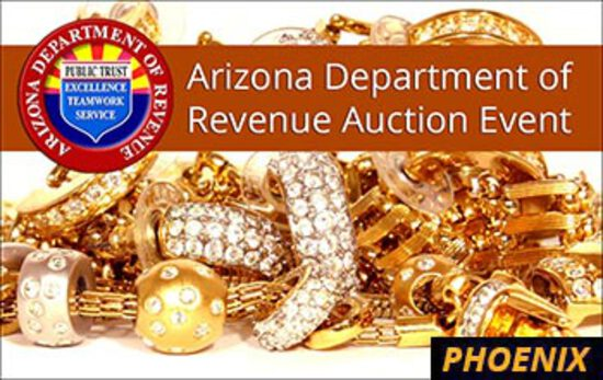 Arizona Department of Revenue Unclaimed Property