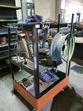 Media Cart and Storage Rack