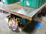 Steel Table Top