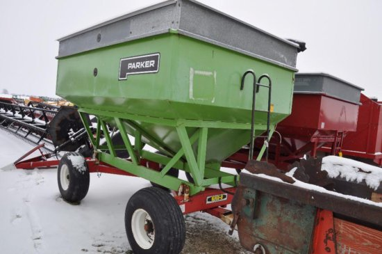 Parker 2000 gravity wagon on P & H running gear
