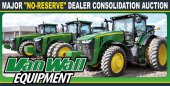 VanWall No-Reserve Dealer Consolidation Auction