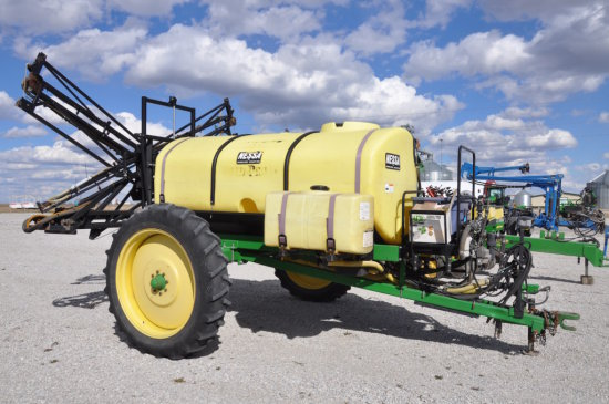 BestWay Field Pro II pull-type sprayer