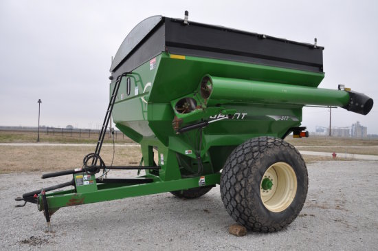'04 Brent 572 grain cart