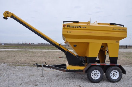 Friesen 240 seed tender