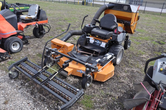 Woods F225D Mow-N-Machine mower