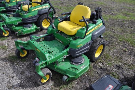 JD Z950A ZTR mower