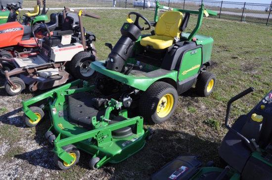 JD 1435 Series II front deck mower