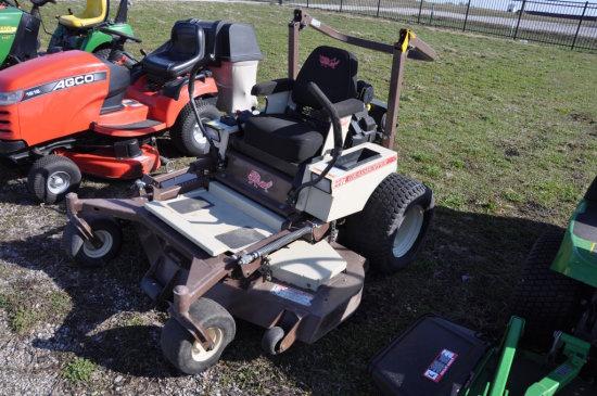 Grasshopper 227 ZTR mower