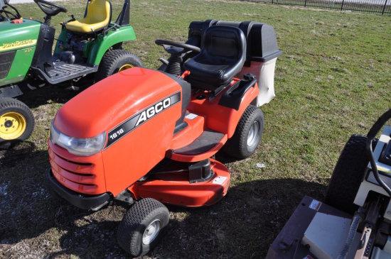 Agco 1616 riding mower