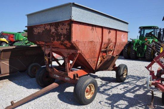Flow EZ 300 gravity wagon on E    Auctions Online | Proxibid