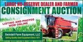 IN Dealer & Farmer Absolute Farm Machinery Auction