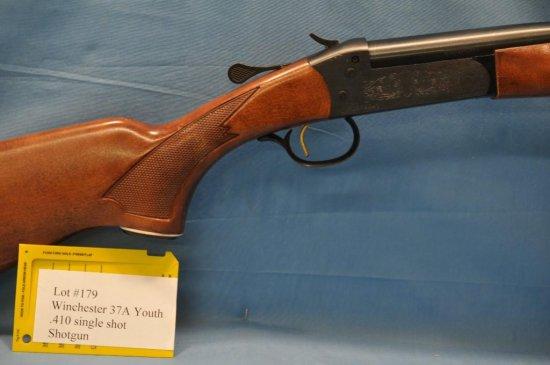 Winchester 37A Youth  410 single shot shotgun | Firearms