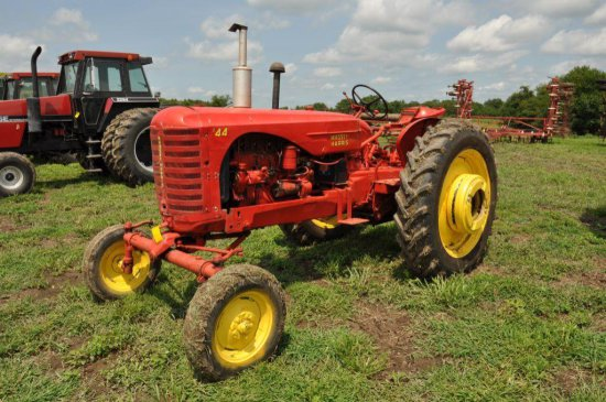 Massey Harris 44 collector tractor