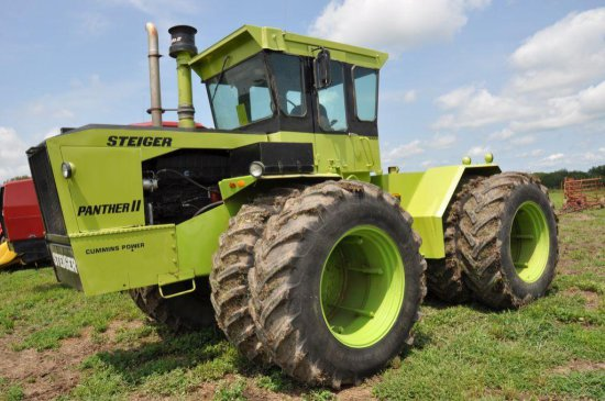 '75 Steiger Panther II ST310 4wd tractor