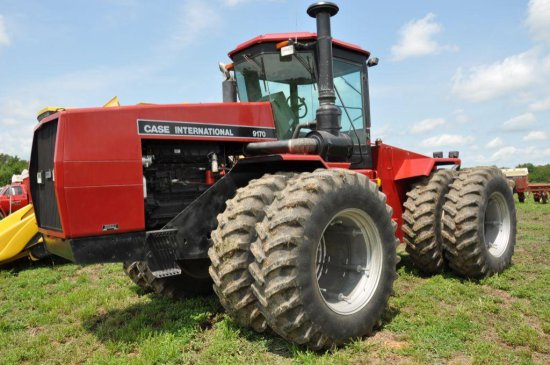 '90 C-IH 9170 4wd tractor