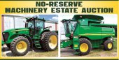 Richard Perry Estate Machinery Auction