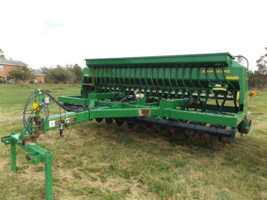 '11 JD 1590 grain drill