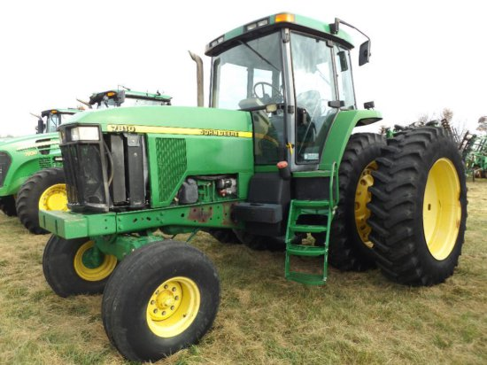 '97 JD 7810 2wd tractor