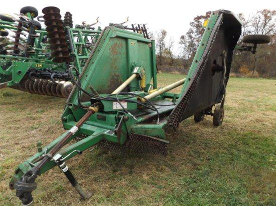 '94 JD 1518 15' batwing mower