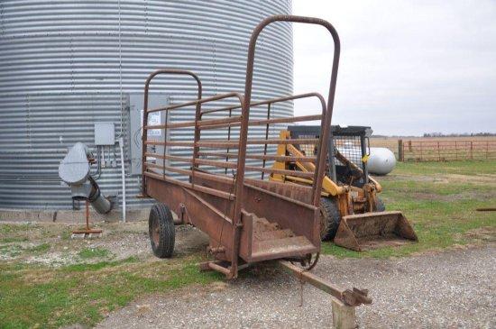 Powder River portable cattle chute