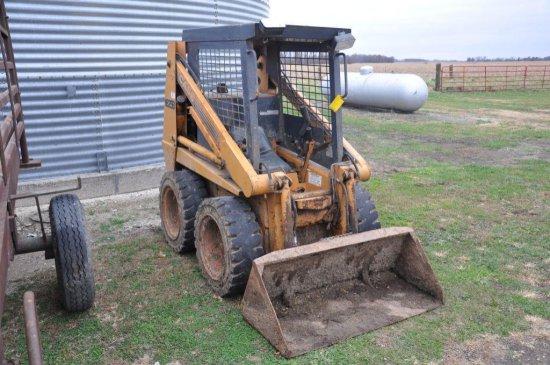 Case 1825B skid loader