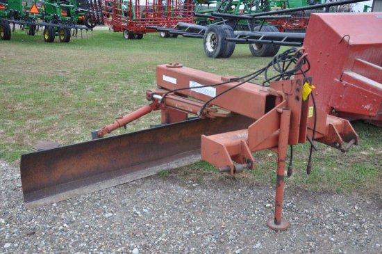Kewanee model 200 10' 3 pt. heavy duty blade