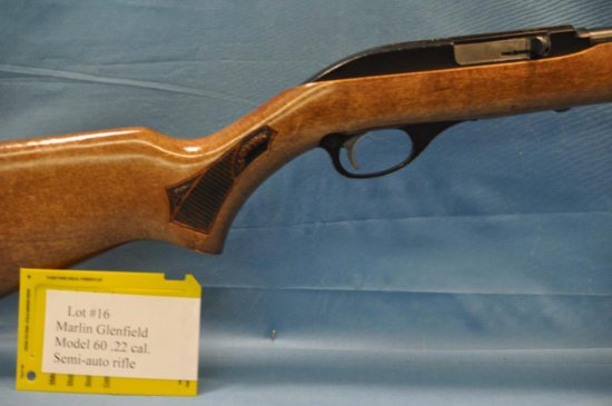 Marlin Glenfield Model 60 .22 Cal. Semi Automatic Rifle