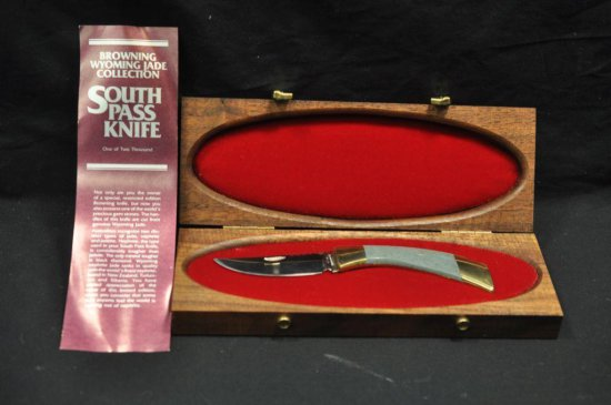 Browning South Pass Knife