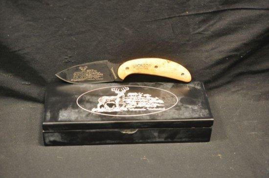 Browning Whitetails Ult. 2013-2014 Sponsor Knife