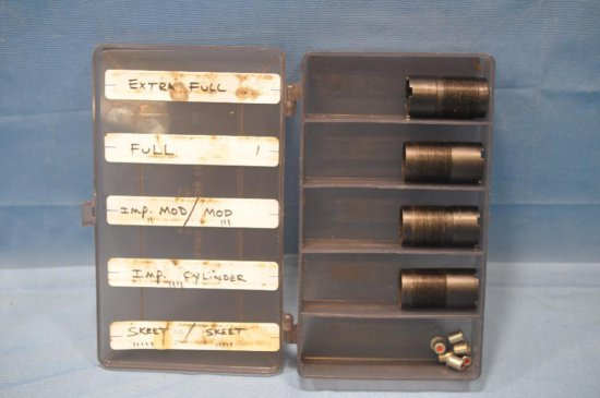 Browning Choke Tube Set