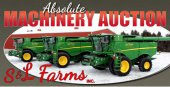 S & L Farms Absolute Machinery Auction