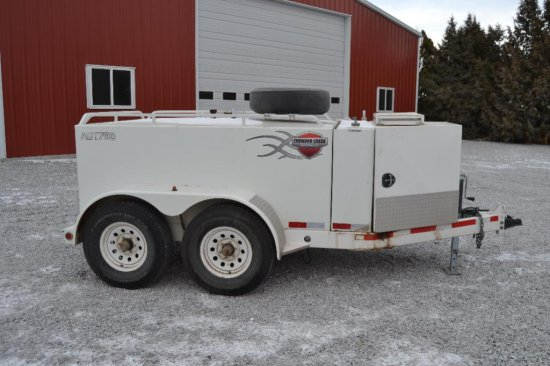 '13 Thunder Creek ADT750 fuel trailer