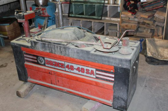Coats 40-40SA tire changing machine