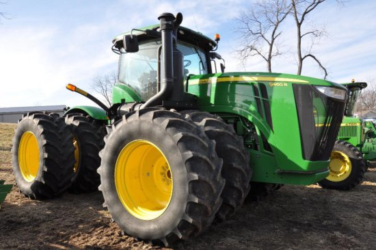 '13 JD 9460R 4wd tractor