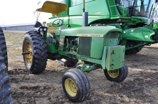 '70 JD 4020 2wd tractor