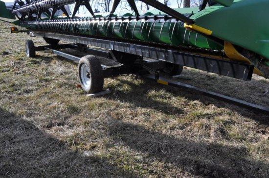 J&M HT-874 30' head cart