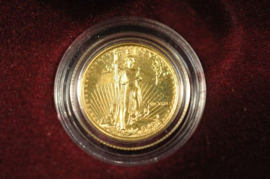 1999 American Eagle $5 gold coin