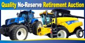 RoDenCris Absolute Retirement Machinery Auction