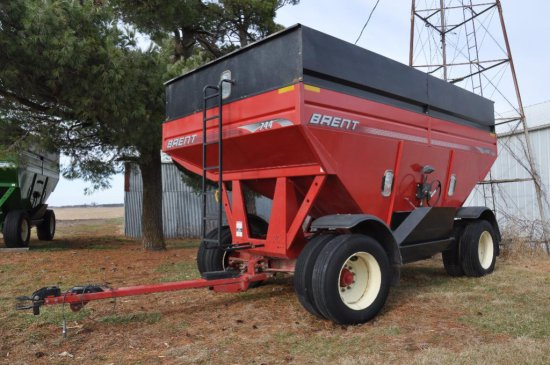 Brent 744 gravity wagon