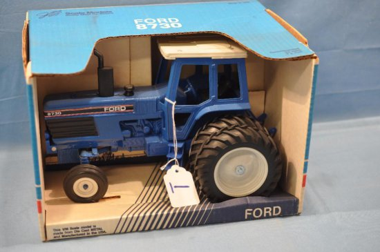 SPEC CAST 1/16TH SCALE FORD 8730 TRACTOR