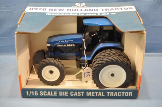 SPEC CASTS 1/16TH SCALE NEW HOLLAND 8970 TRACTOR
