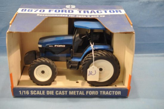 SPEC CAST FORD 1/16TH SCALE 8870 TRACTOR