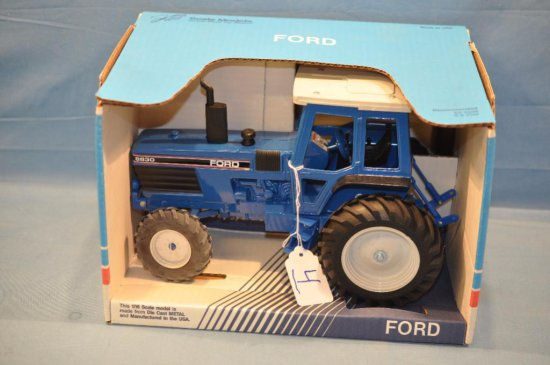 SPEC CAST 1/16TH SCALE FORD 8830 TRACTOR